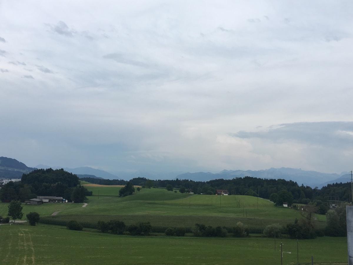 Schdäffhey in der Schweiz