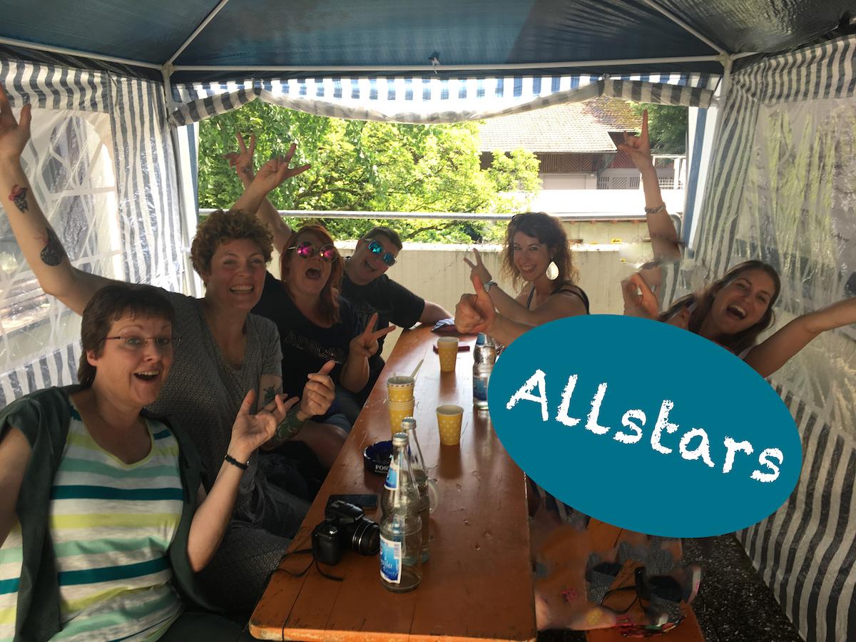 Allstars in Lörrach
